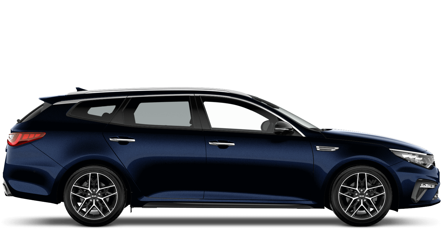 Gravity Blue (Premium) Kia Optima Sportswagon