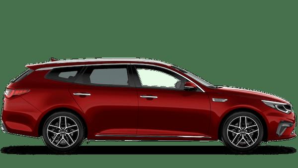 New Kia Optima Sportswagon