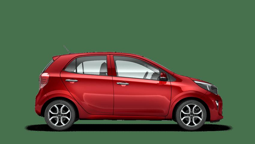 Chilli Red (Premium) Kia Picanto
