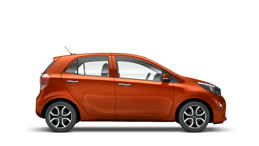 Pop Orange (Premium) Kia Picanto