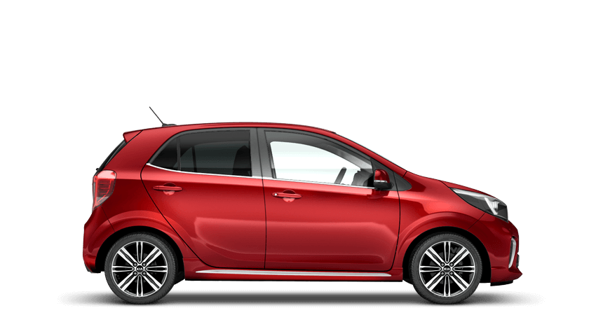Chilli Red (Premium) Kia Picanto