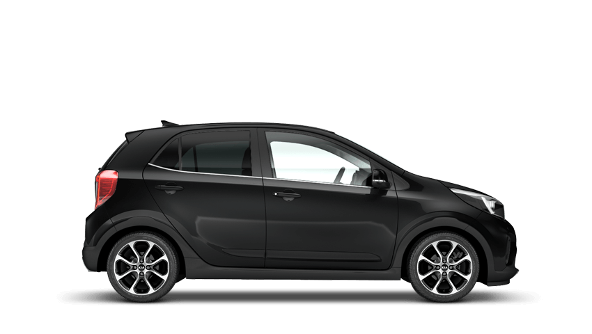 Midnight Black (Premium) Kia Picanto