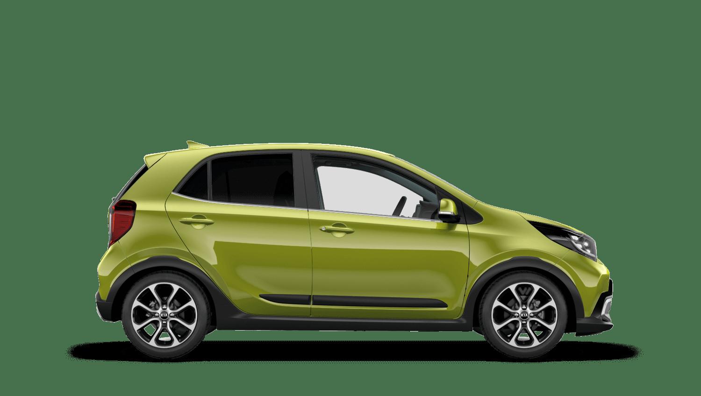 Lime Light New Kia Picanto