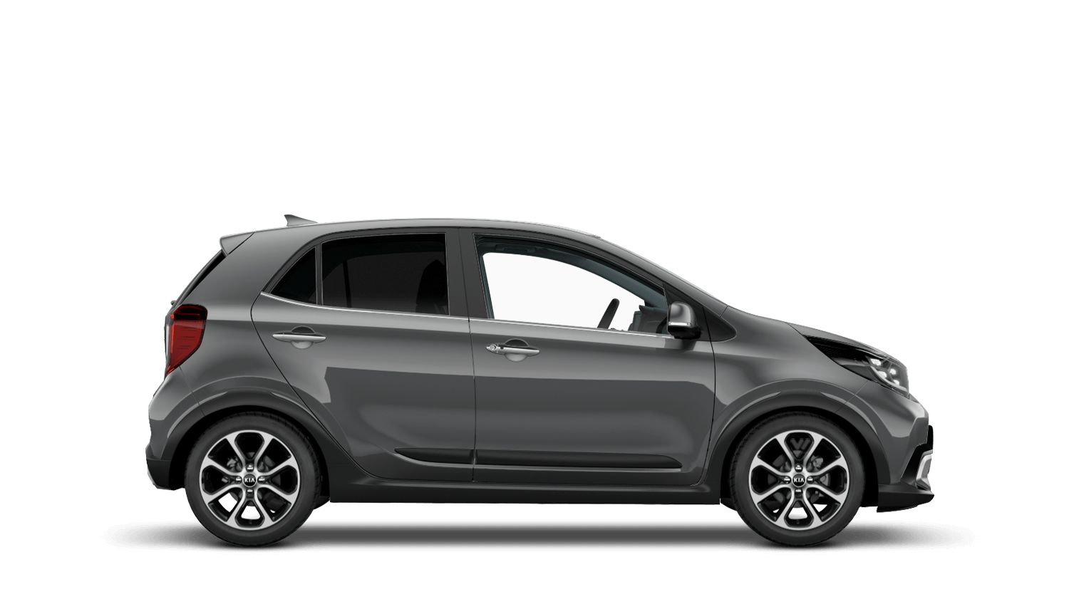 Astro Grey New Kia Picanto