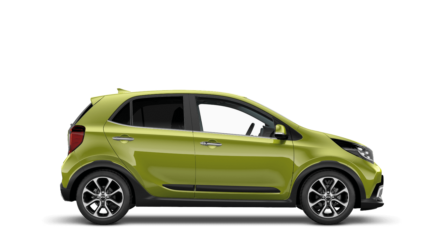 Lime Light New Kia Picanto