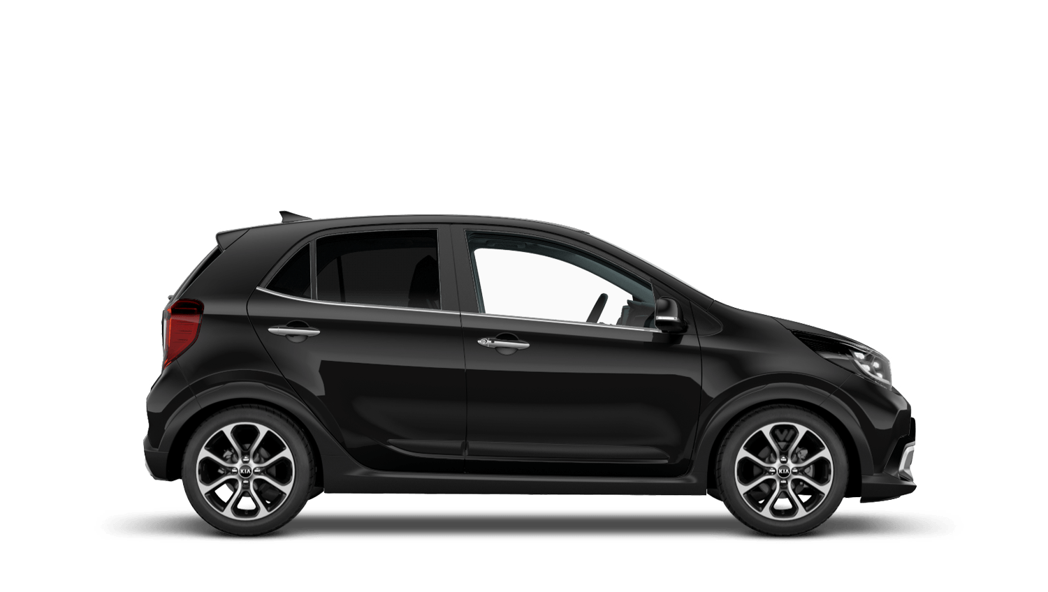 Midnight Black New Kia Picanto
