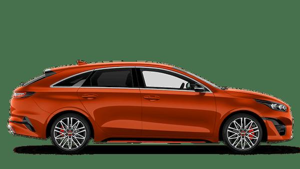 New Kia ProCeed