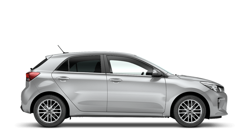 Satin Silver (Premium) Kia Rio