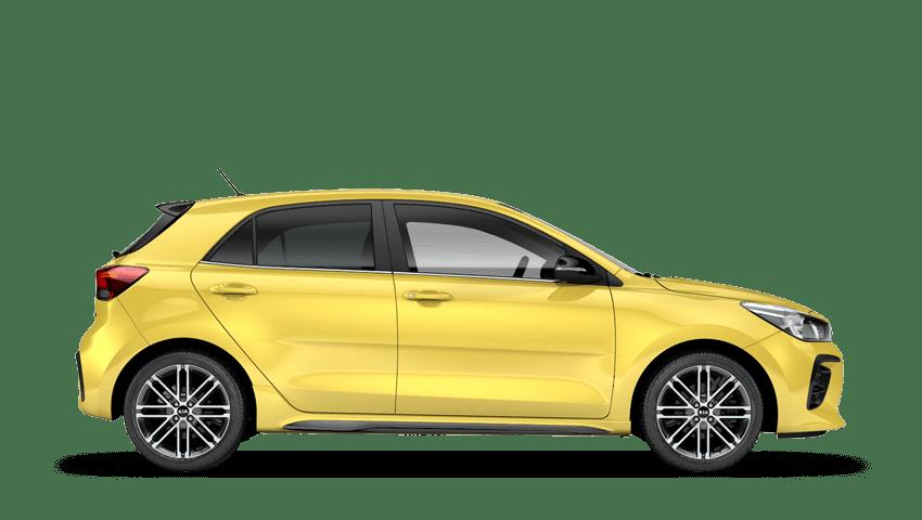 Zest Yellow (Standard) Kia Rio
