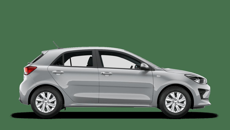 Satin Silver New Kia Rio