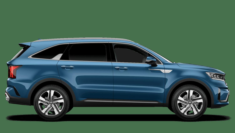 Mineral Blue (Premium) New Kia Sorento