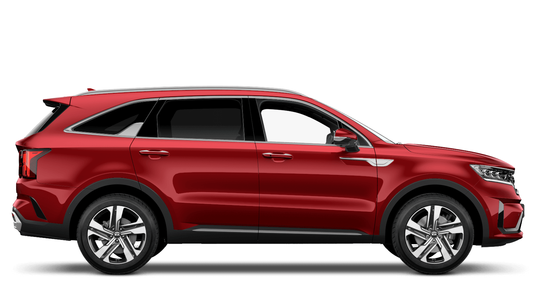 Runway Red (Premium) New Kia Sorento