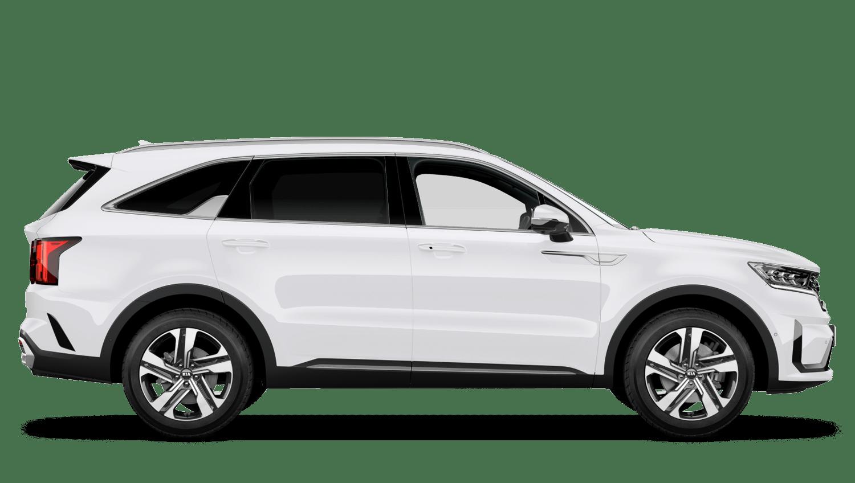 White Pearl (Premium) New Kia Sorento