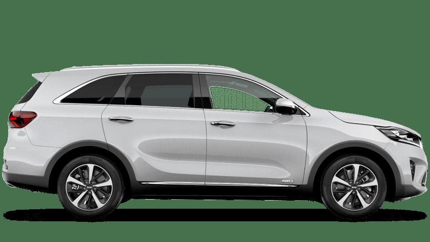 Pearl White (Premium) Kia Sorento