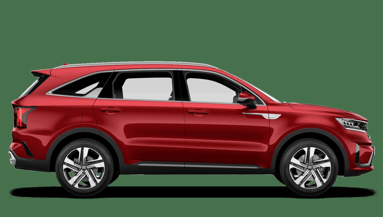 Runway Red (Premium) Kia Sorento Plug In Hybrid