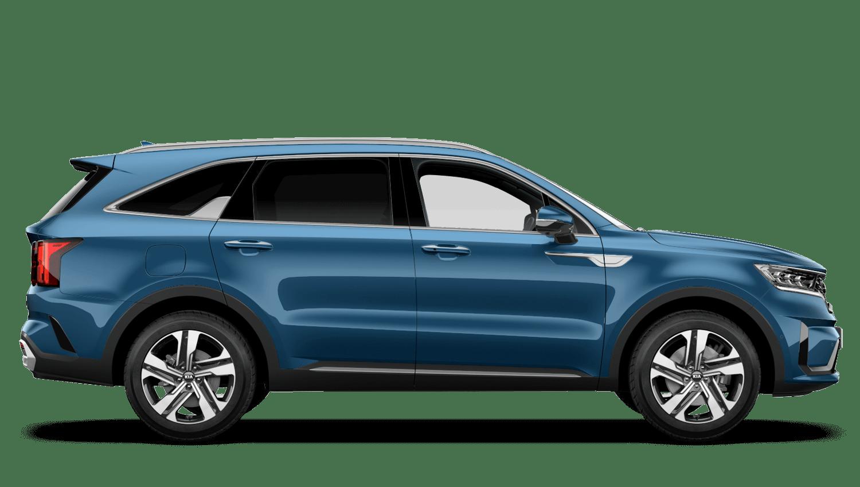 Mineral Blue (Premium) Kia Sorento Plug In Hybrid