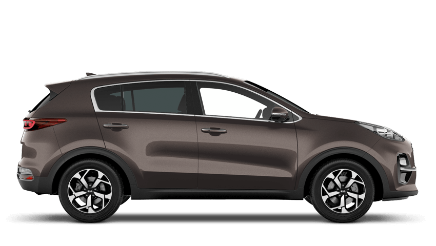 Copper Stone (Standard) New Kia Sportage