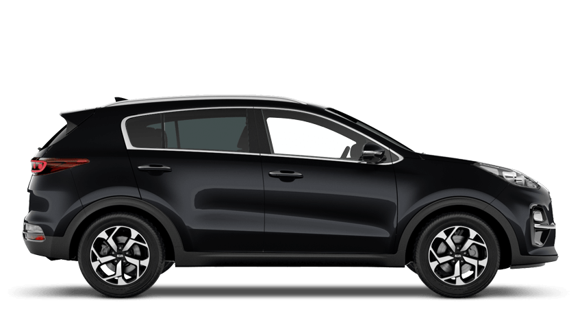 Phantom Black (Premium) New Kia Sportage