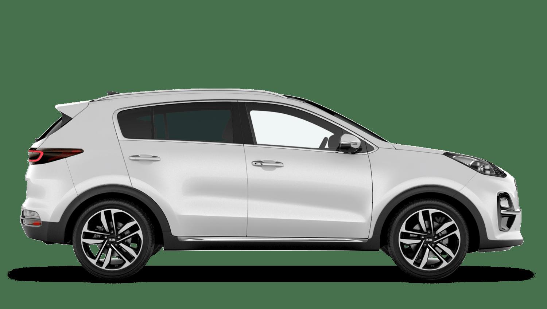 Fusion White (Premium) Kia Sportage