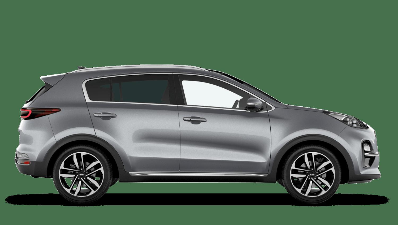 Silver Frost (Premium) Kia Sportage