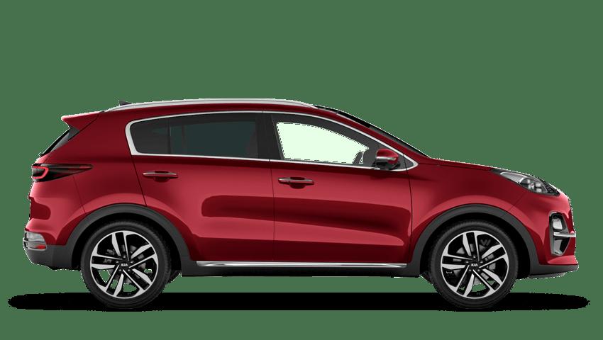 Infra Red (Premium) Kia Sportage