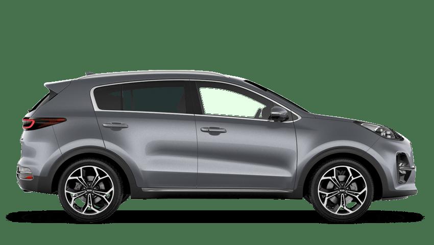 Lunar Silver (Premium) Kia Sportage