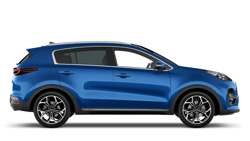 Blue Flame (Premium) New Kia Sportage
