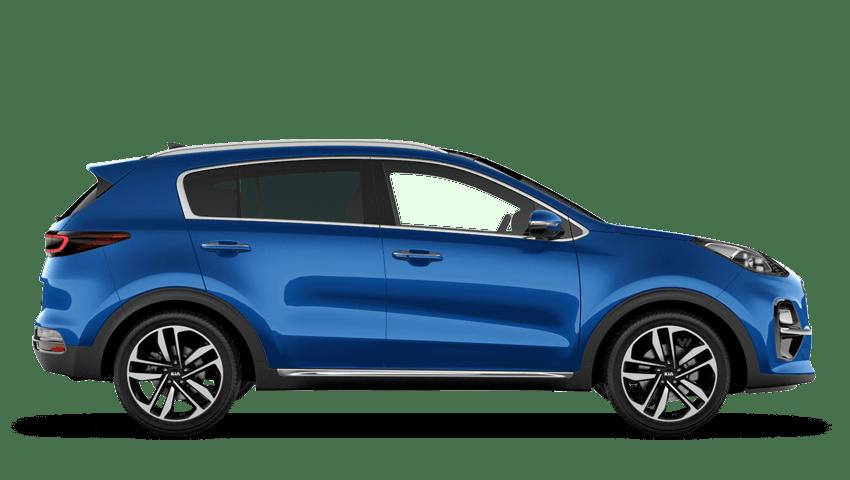 Blue Flame (Premium) New Kia Sportage