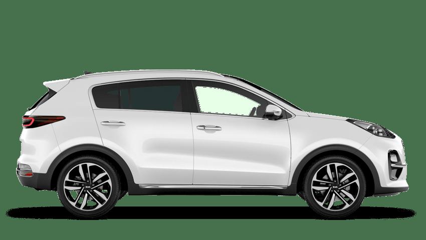 Fusion White (Premium) New Kia Sportage