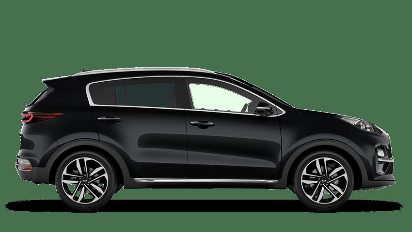 Phantom Black (Premium) New Kia Sportage