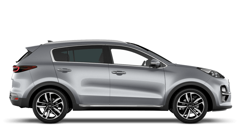 Silver Frost (Premium) New Kia Sportage