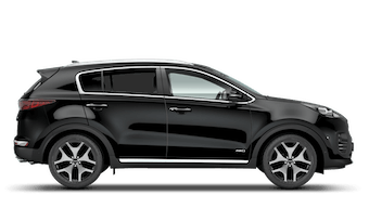 Kia New Sportage GT-line Edition