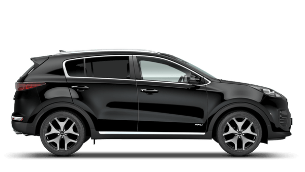 Kia New Sportage GT Line Edition