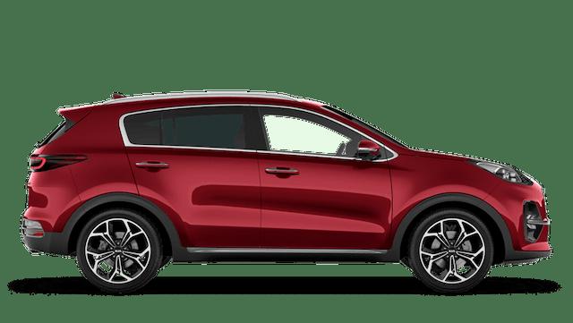 New Kia Sportage GT-Line 1.6 T-GDi SUV Offer
