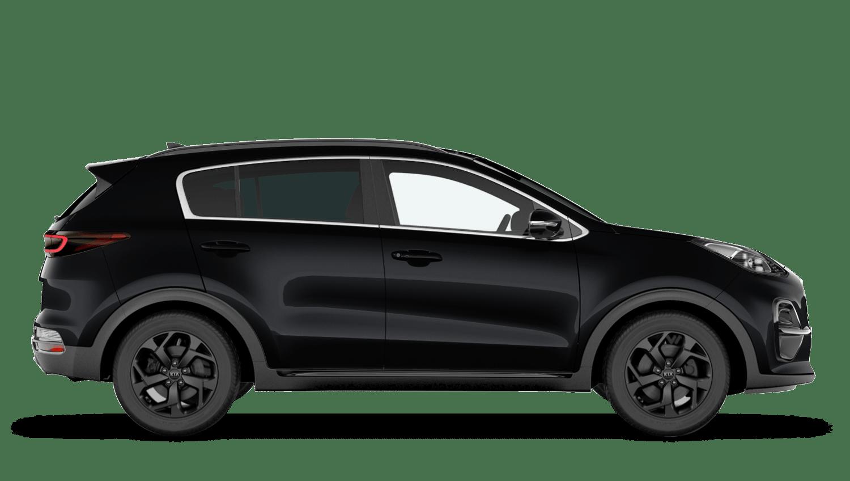 KIA SPORTAGE JBL BLACK EDITION SUV