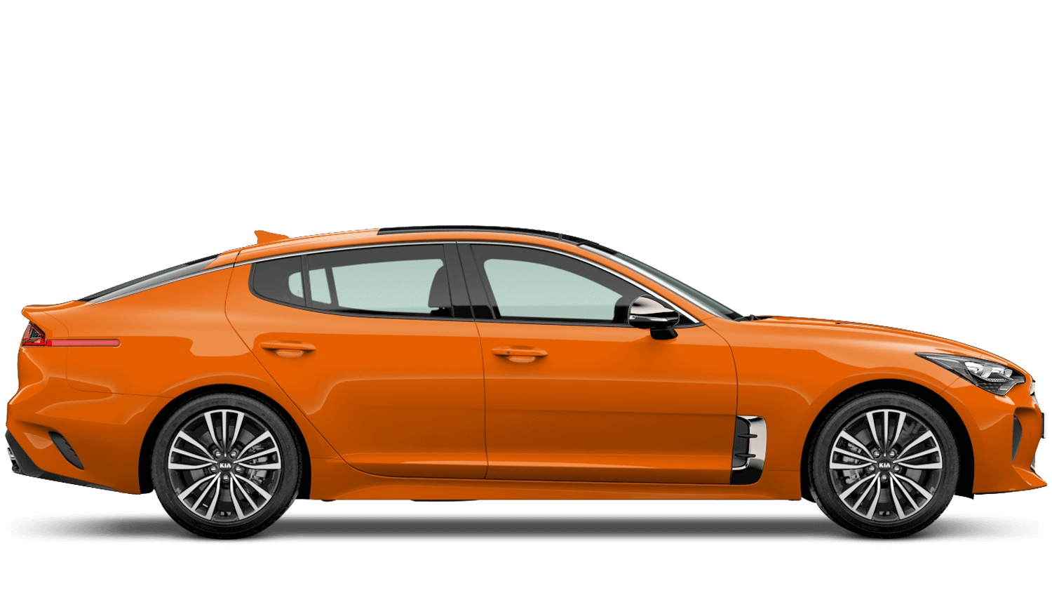 Ember Orange (Standard) Kia Stinger