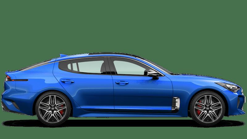 Electric Blue (Premium) Kia Stinger