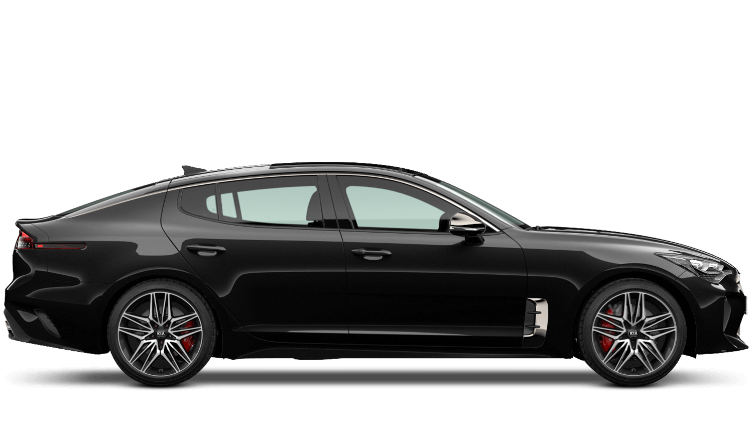 Midnight Black (Premium) Kia Stinger