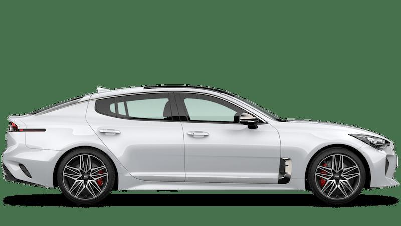 Pearl White (Premium) Kia Stinger