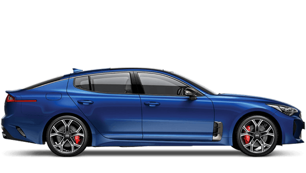 Kia Stinger Blue Edition