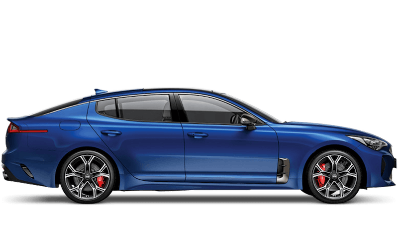Kia Stinger Blue Edition