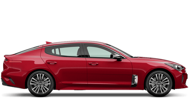 All-New Kia Stinger GT-Line Auto Offer