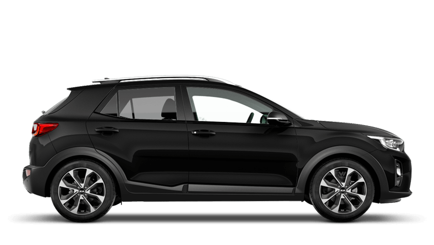 Midnight Black (Premium) Kia Stonic