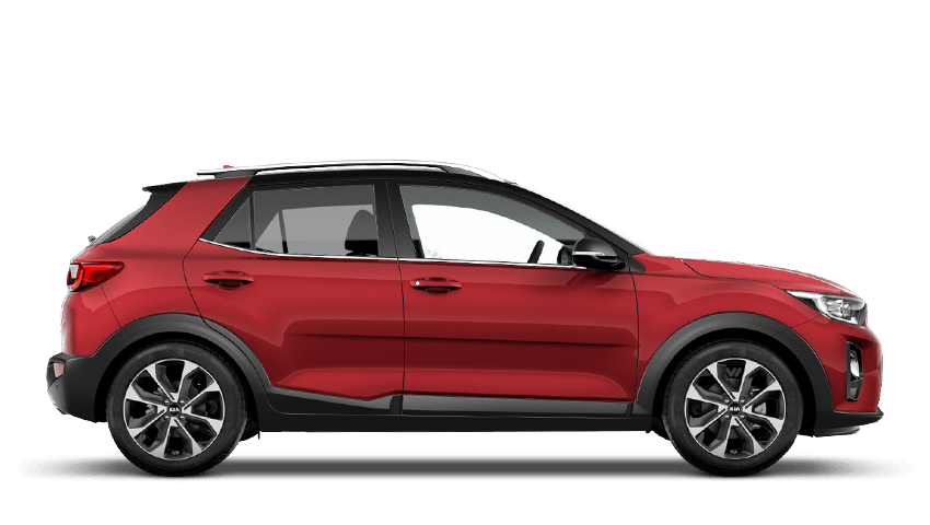 Blaze Red Black Roof (Premium) Kia Stonic