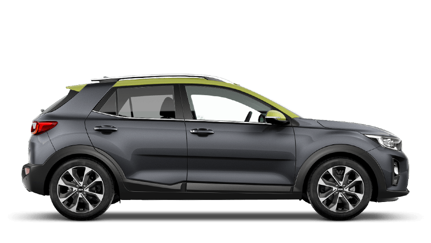 Graphite Lime Green Roof (Premium) Kia Stonic