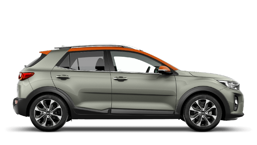 Urban Grey Orange Roof (Premium) Kia Stonic