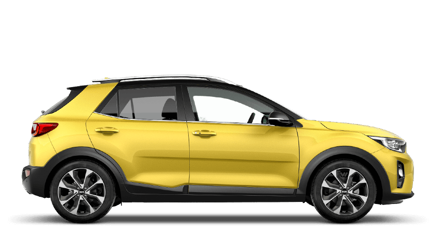 Zest Yellow Black Roof (Premium) Kia Stonic