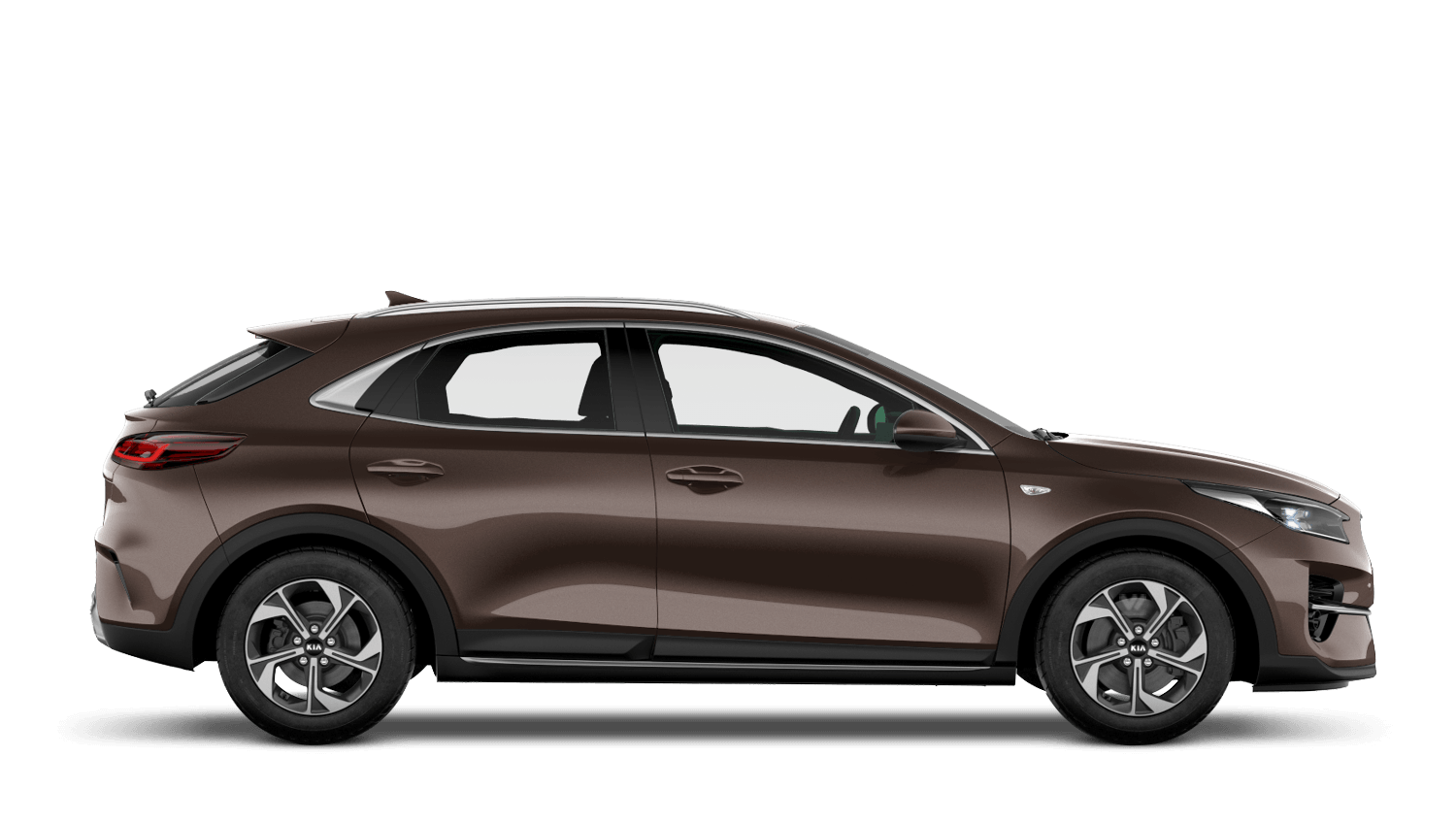 Copper Stone Kia Xceed