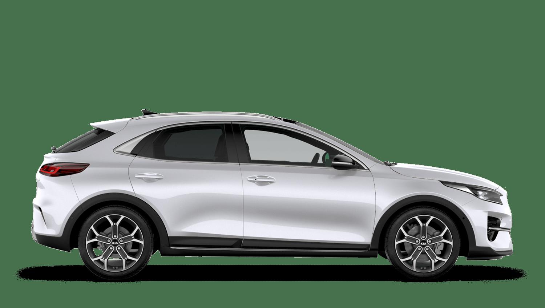 Fusion White Kia XCeed