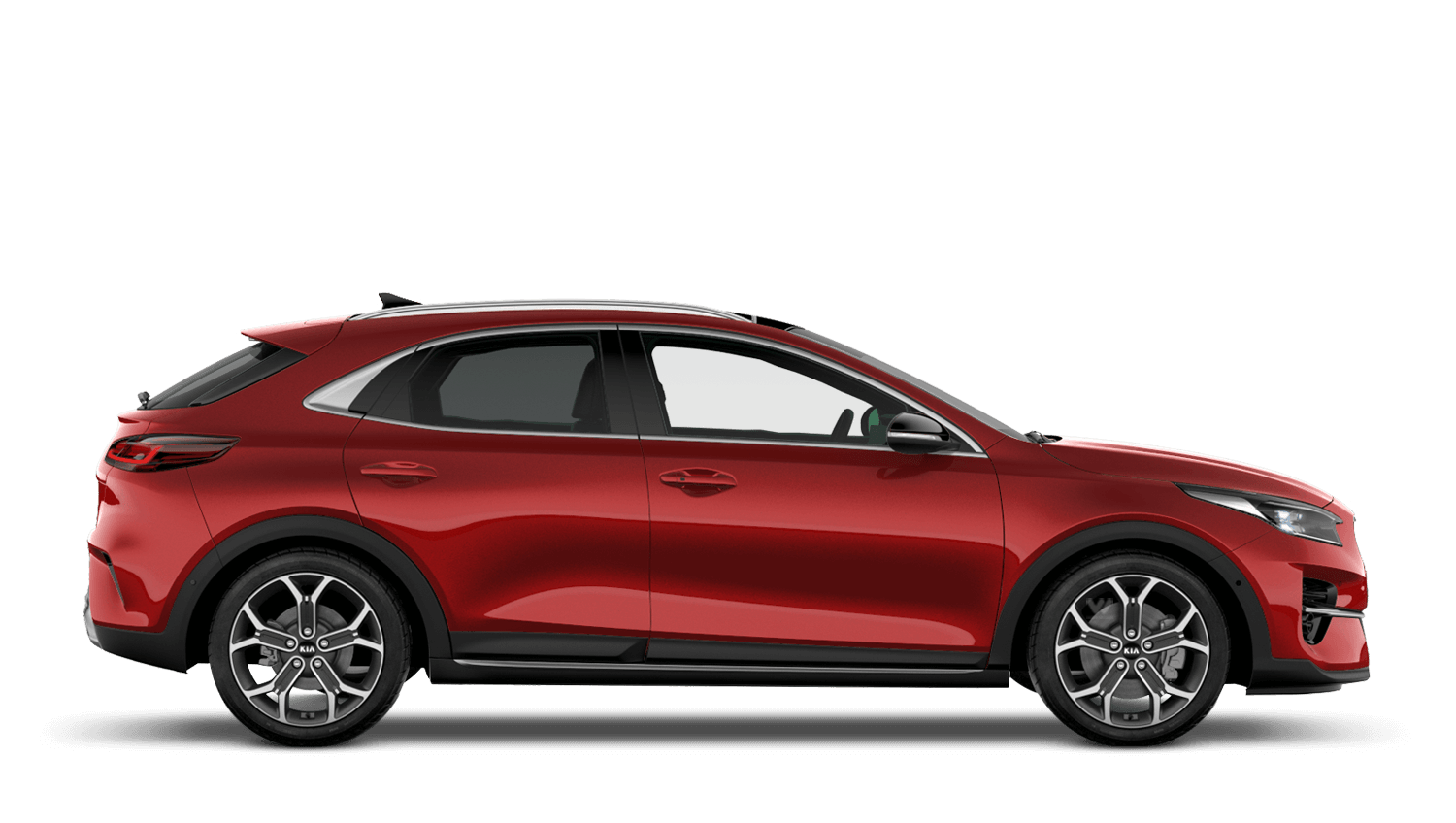 Infra Red Kia XCeed